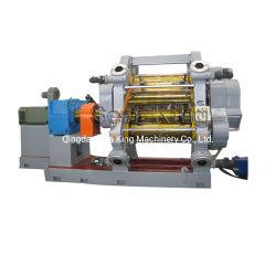 ماكينة بكرة تقويم مطاطية بلفة لقماش