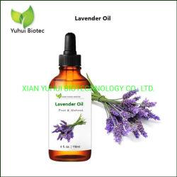 Dampfdestilliertes wesentliches Lavendelöl für Parfümerie