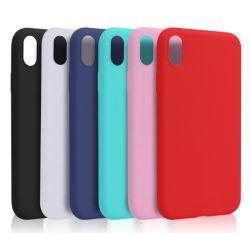 El iPhone 11 Color Pro Max de TPU suave caso 1.2mm