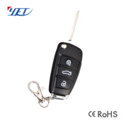 433MHz código evolutivo el control remoto inalámbrico para coche aún clave-J48