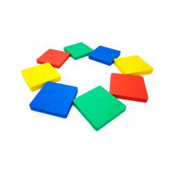 De aangepaste Gekleurde Flexibele Plastic Raad van het Schuim van pvc voor Reclame