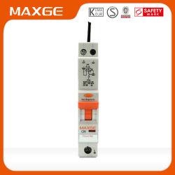 Epbr-I 6ka/10ka 6A-40A 1 P-+ Notiz:-/C Kurven-residuell aktuelle gebetriebene Sicherung RCBO mit Kema Bescheinigung