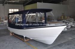 Liya Carguero Barco de Trabajo de fibra de vidrio.