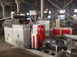 Máquina de alta qualidade de extrusão de perfis de plástico de PVC da linha de produção