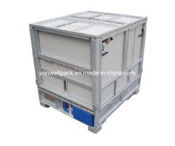 Стальные складные IBC контейнер с оцинкованной (GLC емкость)