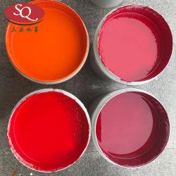Tinta de impressão de base água da máquina Gravure para tecidos de papel descartável ou guardanapos de papel Imprimir