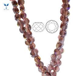La coutume de la vente directe de pierres précieuses Perles fantaisie perles de cristal