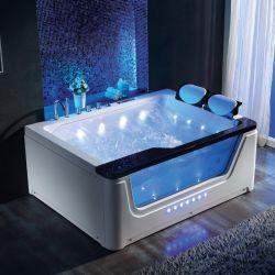 Geläufige preiswerte fantastische Zweipersonenbad-Wanne-heiße Wanne