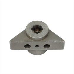 CNC per tornitura in alluminio in acciaio inox OEM ad alta precisione Parti di lavorazione