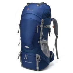 رياضات خارجية للترفيه مقاومة للماء فائقة السعة مع قدرة كبيرة على تحمل الكتفين المزدوج حقيبة الظهر المخصصة للتنزه في نزهة المشي مع تسلق الجبال (CY3703)