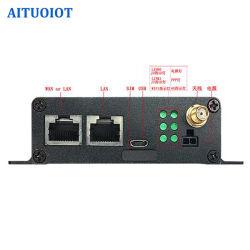 De industriële 4G Antennes WiFi van de Steun van de Router van de Router DTU van WiFi 4G Dubbele