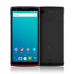 4G Bluetooth WiFi Scanner de código de barras PDA Android Leitor NFC