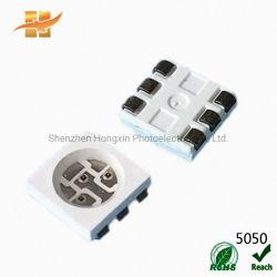 5050 SMD LED RGB helle Qualität für Chip LED des Streifen-SMD 5050 RGB