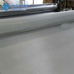 جودة عالية 150 200 250 ميكرون SS 304 316 316 لتر مصفاة قماش معدنية من الفولاذ المقاوم للصدأ سلك منسج فلتر سلك الشبكة الشاشة
