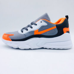 Pattini correnti di sport di nuovo di arrivo degli uomini modo su ordinazione delle scarpe da tennis (ZJ206-6)