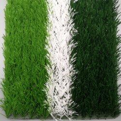Het vrije Tapijt van het Gras van het Gebied van de Voetbal van 40 mm van de Steekproef Groene Synthetische