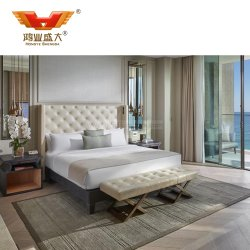 중대한 가격 싼 가구 침실 세트 호텔