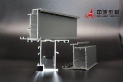 Aluminium/Aluminium für Windows und Tür-Vorhang-/Glaswand-Puder Caoting, das Xingfa anodisiert