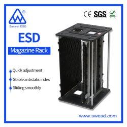 정전기 방지 ESD 잡지 PCB 보관 카트