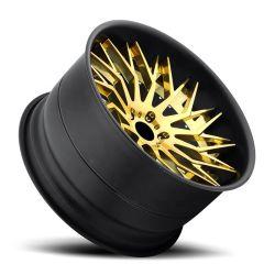 Автомобиль ободов17 18 19 20 21 22-дюймовые легкосплавные колесные диски PCD для настольных ПК5X120 6X139.7 поддельных автомобиле колеса