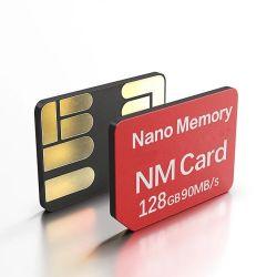 Nm 64 Go de carte de 128 Go 90Mo/s Nano Carte SD Memory Stick™ 256 g Cartes Flash Nm de la mémoire pour Huawei série Téléphone