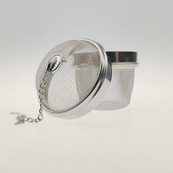 円形のステンレス鋼の金網のInfuserの緩い茶フィルター