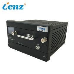 4G enregistreur numérique DVR Ahd mobile 4G EN DISQUE DUR De la vidéo surveillance mobile WiFi