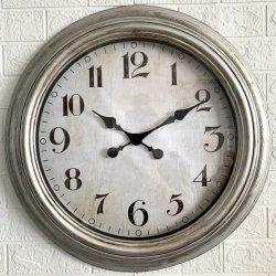 Профессиональный производитель электрических рама большая Интерьер Настенные часы