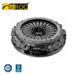 Renaultのための自動Spare Parts Clutch Cover 3488017439