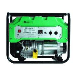 Поднимите 7.2kw Питание портативных бензин генератор цены