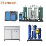 La pureza del 99,99% de la PSA de gas de nitrógeno que hace la máquina para el Envasado de Alimentos de la función de la máquina de embalaje Precio