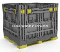 중부하 작업용 HDPE 플라스틱 벌크 용기