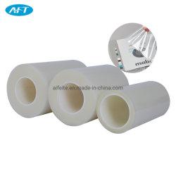 Venta caliente transparente PE Película protectora para la Protección de Pantalla