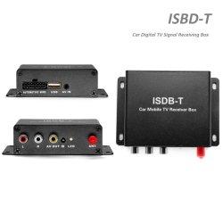 南アメリカの市場セットアップボックスのための車ISDB-TデジタルTVのサテライトレシーバ