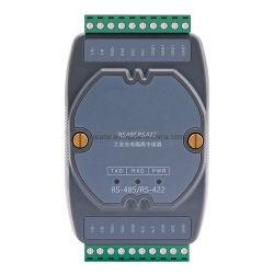 광전기 아이솔레이터 RS485/RS422 리피터 485 광전기가 있는 RS485 신호 리피터 아이솔레이터