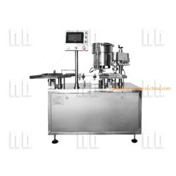 Máquina Tapadora rotativa automática Three-Cutter