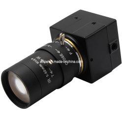 كاميرا ويب متعددة الأطوال ELP من سوني Imx179 Industrial Machine Vision HD بدقة 8 ميجابكسل كاميرا فيديو ذات عدسة مقاس 5-50 مم