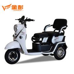 3 Motorfiets van de Autoped Trike van het wiel de Elektrische