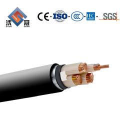 شنجوان 0.6/1 كيلو فولت 4-Core PVC XLPE مُغلفّة بـ 50 مم2 مصفحة سلكية من الصلب سعر سلك الطاقة