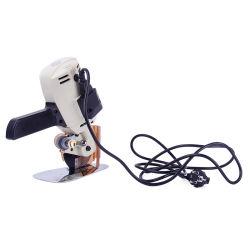 يدويّة كهربائيّة [8-نغل] مستديرة سكينة عمليّة قطع قماش آلة [100مّ]