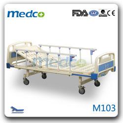 De hoogwaardige 1PCS Medische Legering van het Aluminium het Ziekenhuis van de Verzorging van het Huishouden van het ZijSpoor ICU gebruikte functioneert HandBed voor Verkoop