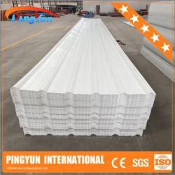 방화 플라스틱 UPPVC 지붕판 지붕 벽