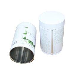 Vérin de boîte en métal de l'étain peut pour le café de l'emballage peut fer-blanc
