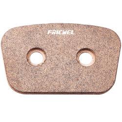 Fricwel の自動車部品 Miba のセラミック金属の最もよい材料クラッチボタン