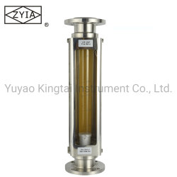 Тип высокой температуры газовой трубе Galss Rotameter расходомера