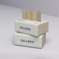 Home Use 4 lonas Blotting Facial Tecido Papel Bamboo lenços faciais Paper Soft Pack