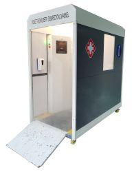 公共の場のためのアンチウィルスの消毒チャネル機械か温度測定の消毒チャネル