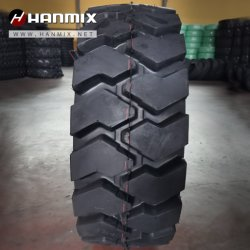 Minipala gommata industriale Hanmix Skid Steer attrezzatura per minipale nei cantieri di rottami, operazioni di riciclaggio, pneumatici Ind minerari 10-16.5 12-16.5 16/70-20