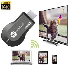 Ricevente senza fili Miracast HDMI dell'adattatore del bastone di Airplay HDMI TV del Dongle del bastone 1080P di Anycast TV per il Android dell'IOS