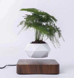 Creatieve zwevende Air Bonsai Pot rotatie Bloempot Vaas magnetisch Schorsing drijvende Pottenplanten Home Decor kamer Decoratie